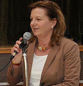 Stadträtin Karin Hörzing