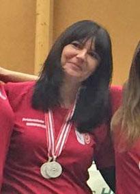 Daniela Indoor Mannschaft