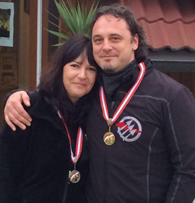 Daniela und Michael
