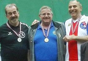 Silbermedaille 72 ÖSTM 2017